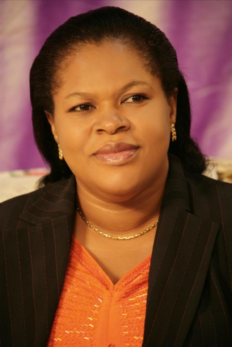 Mrs. Evangelist Evelyn Joshua