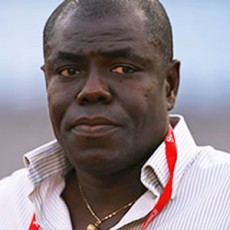 Black Satellites coach, Sellas Tetteh