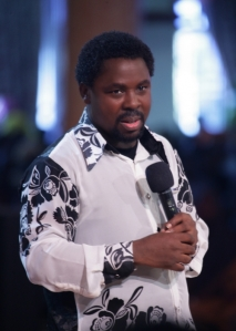 TB Joshua is sought after by the British for their salvation..........