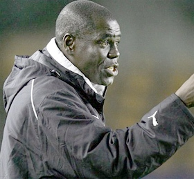Black Satellites coach, Sellas Tetteh