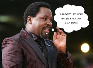 TB Joshua Article