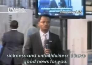Evangelist Gbenga