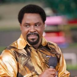 Prophet T.B Joshua