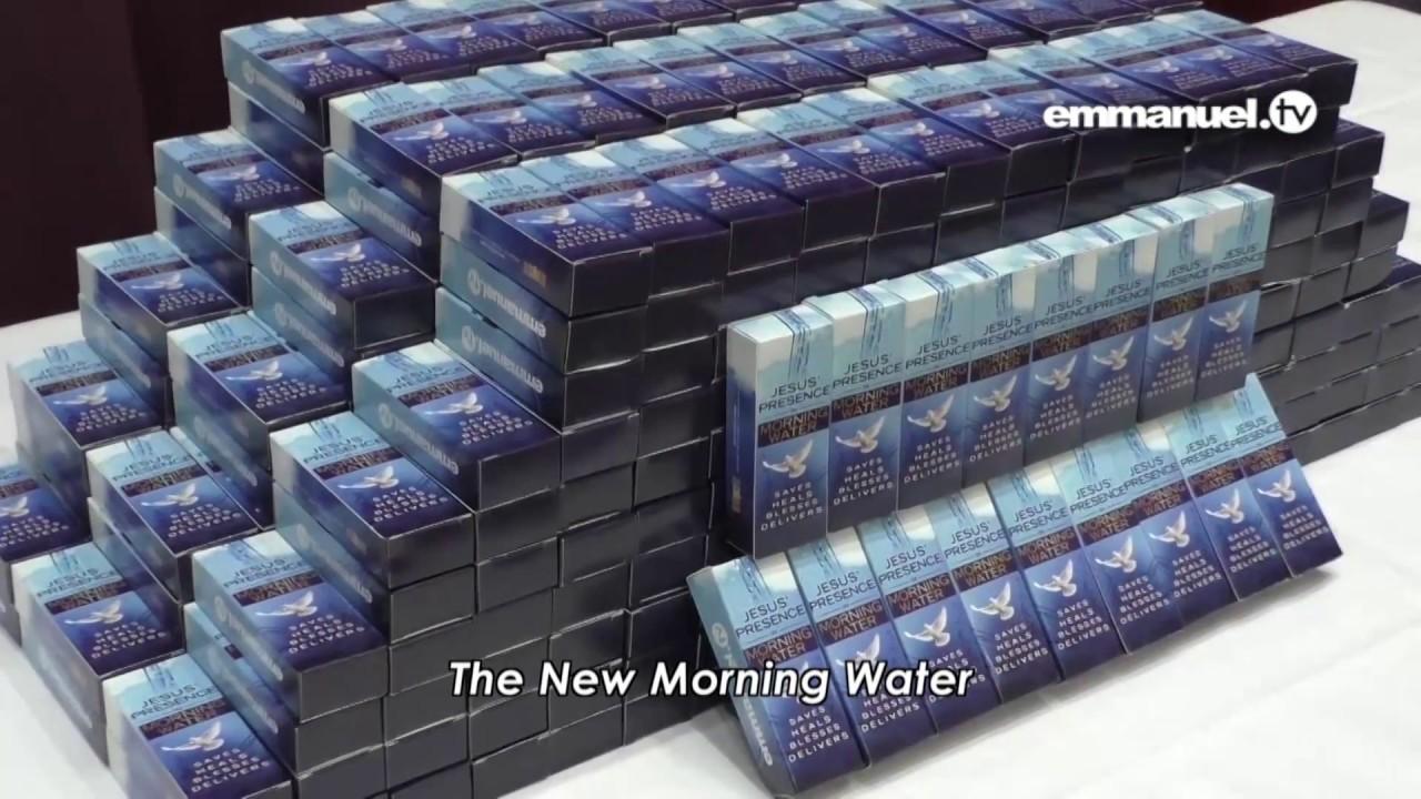 TB Joshua's Morning Water and the UK experience – TB Joshua Fans UK News