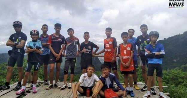 Thailand cave tb joshua