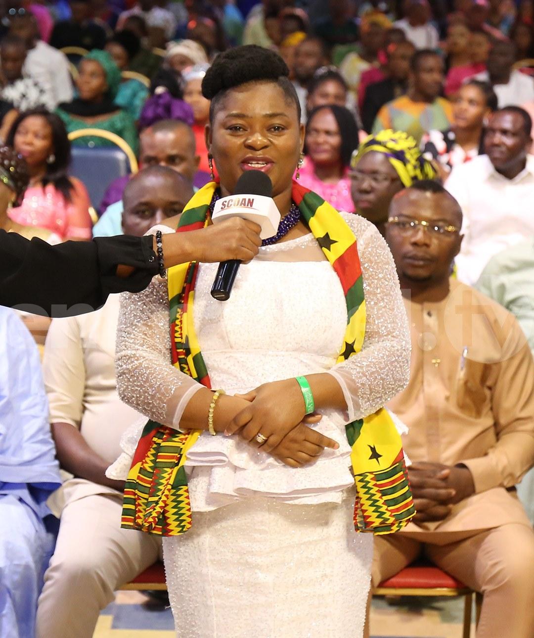 Mrs. Patricia Amewugah