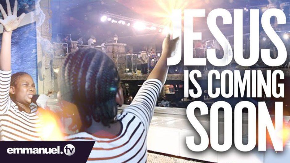 tb joshua, scoan, jesus is coming