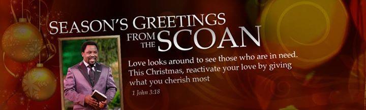 christmas, Tb Joshua, SCOAN